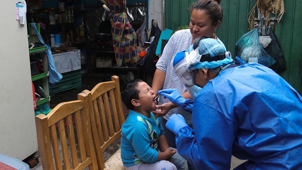 México iniciará dentro de una semana la vacunación contra el coronavirus