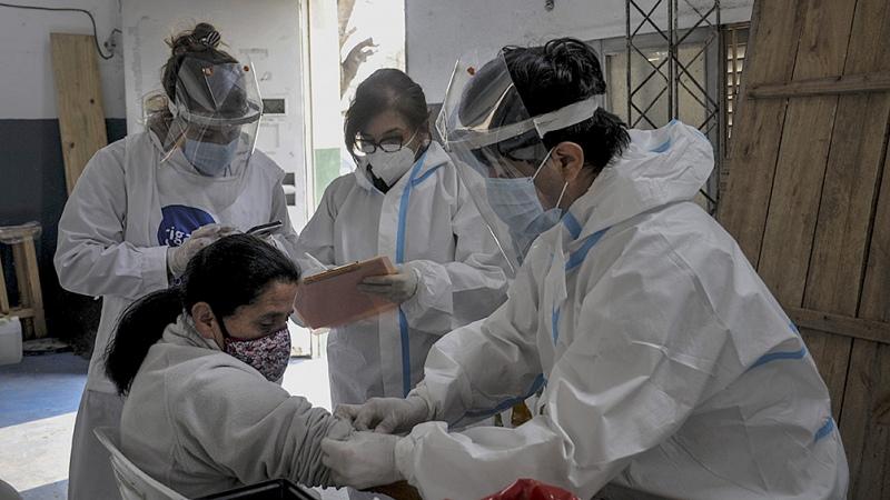 La provincia de Buenos Aires suma 4.983 casos y alcanza los 171.381 infectados