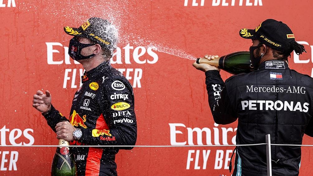 Verstappen logró su novena victoria en la máxima categoría del automovilismo mundial.