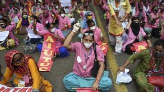 India acumula 3.463.972 enfermos y 62.550 muertos.