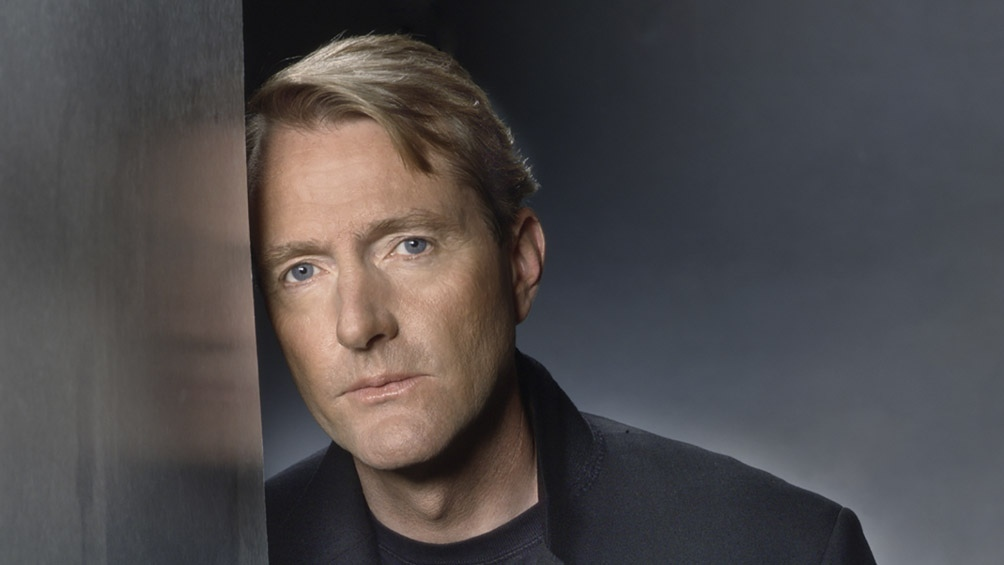 El escritor británico Lee Child