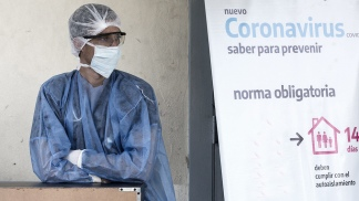 Un total de 1.569 personas cursan la enfermedad en unidades de terapia intensiva en todo el país.