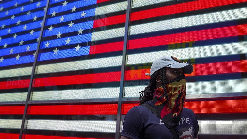 Estados Unidos sigue siendo el paíis con más infectados y muertos por coronavirus