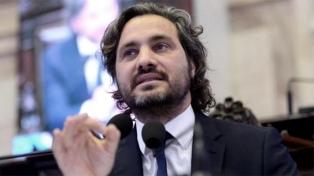 """Cafiero dijo que la recuperación del país pasa por """"la sostenibilidad económica, social y ambiental"""""""