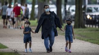 Desde el comienzo de la pandemia en el país, 338.982 menores contrajeron el virus