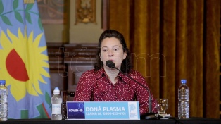 """Ministerio de Salud bonaerense: """"El objetivo es retrasar la segunda ola lo más posible"""""""