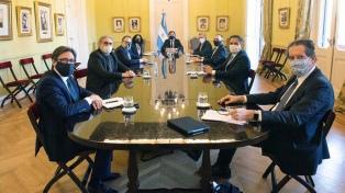 Con la mira en las exportaciones, se reúne el gabinete de comercio exterior