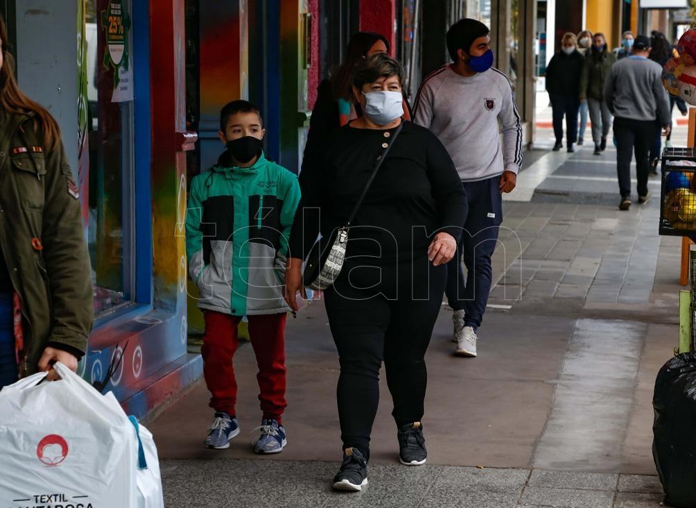 La mayoría de los contagios siguen produciéndose en Río Grande