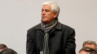 """El expolicía Oscar Alberto Melazzi (72),apodado """"Miseria López""""."""