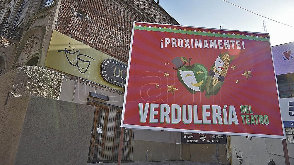 El cartel del Teatro Don Bosco