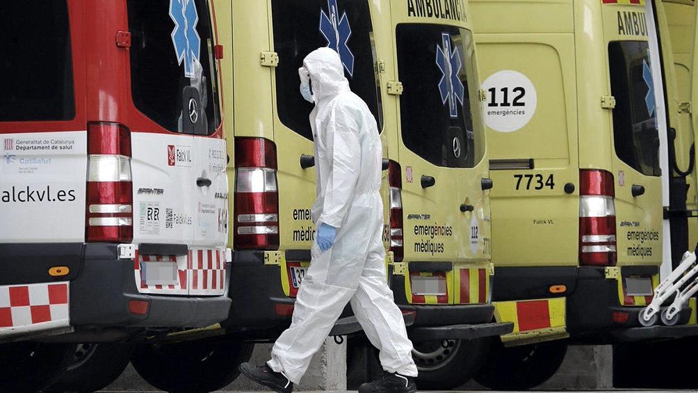 El informe se elaboró con los datos de 190 países y territorios afectados por el nuevo coronavirus.