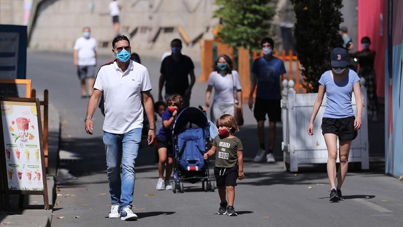 París: no descartan un nuevo confinamiento por sobrecarga hospitalaria por el coronavirus