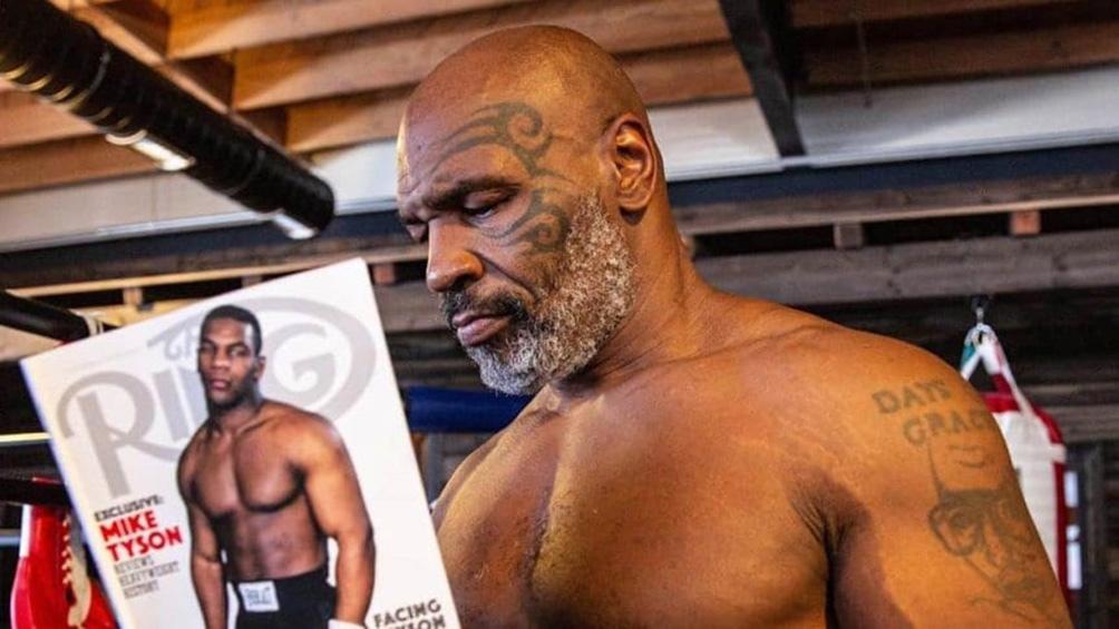 Holyfield hace mucho tiempo que intenta convencer a Tyson para realizar un combate.