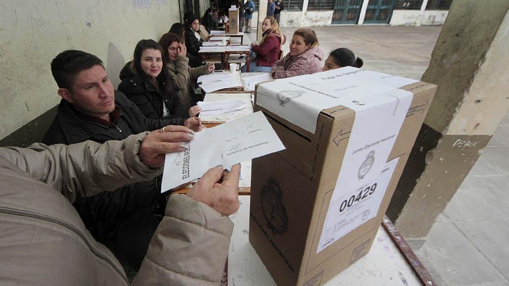 Las PASO están previstas para el 8 de agosto y las elecciones generales, el 24 de octubre.