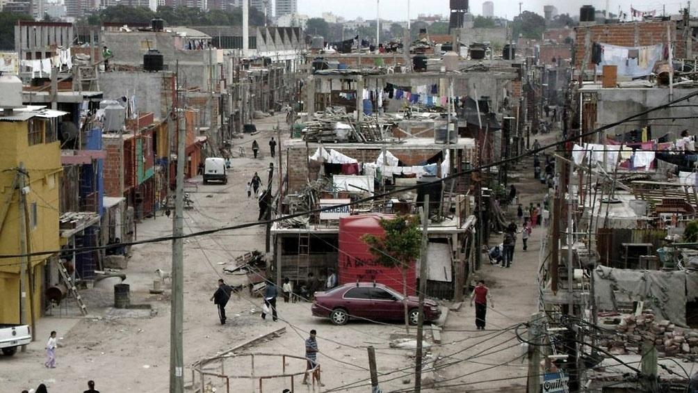 Entre los terrenos afectados por la cautelar están algunos en el Barrio Padre Mugica.