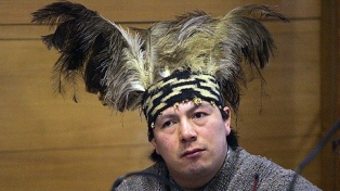 Representante mapuche depone huelga de hambre tras lograr un acuerdo con el gobierno chileno