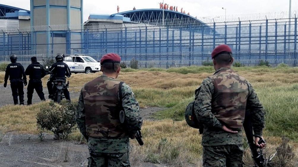 La situación ha ido escalando en las cárceles del país.