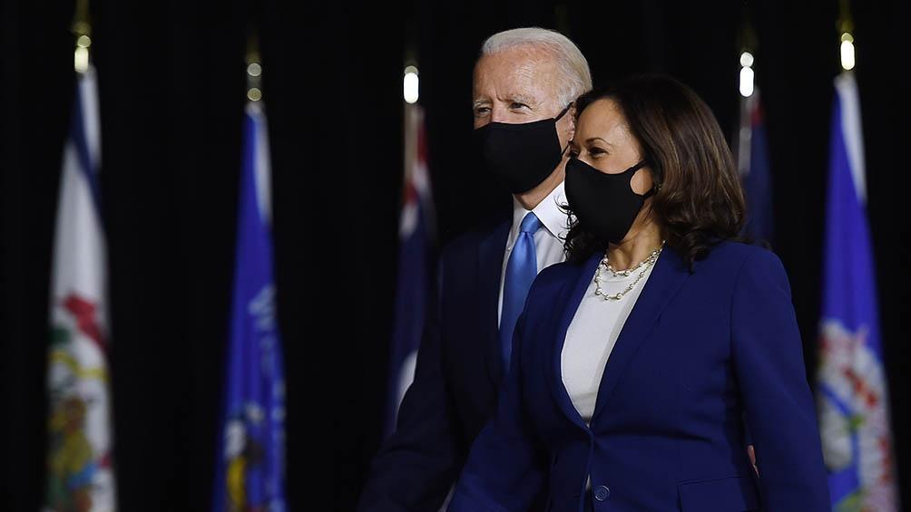 Biden se convirtió en un confiable miembro del aparato partidista y figura aceptable para los republicanos desencantados.