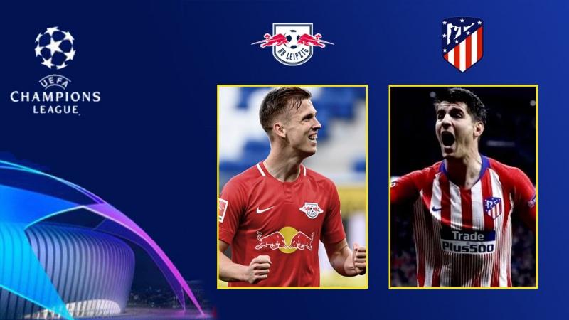Atlético Madrid - Leipzig, en un duelo que promete por el pase a