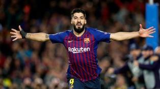 La continuidad de Messi en Barcelona traba la salida de Luis Suárez a Juventus