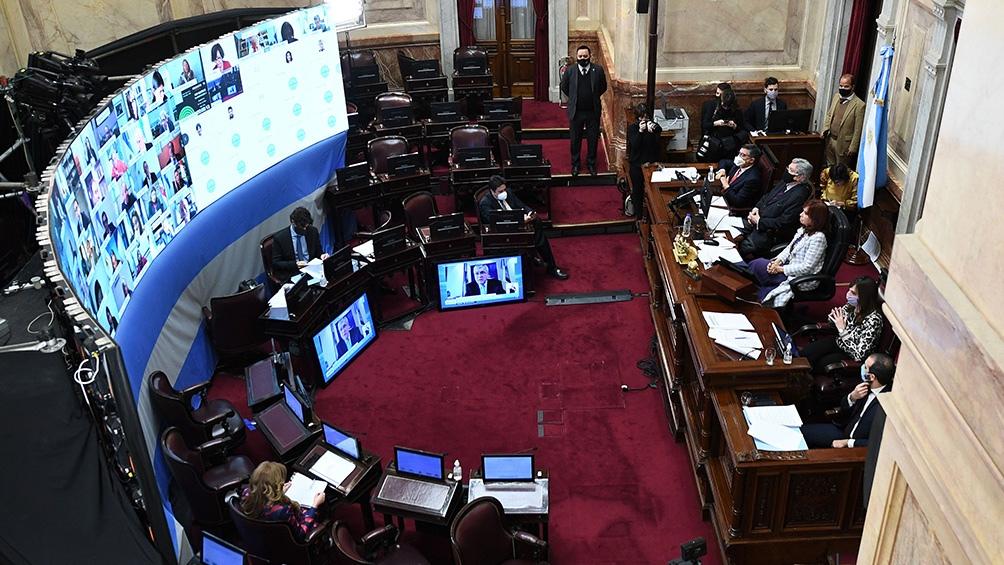 La moratoria fue aprobada hace unas semanas por la Cámara de Diputados.