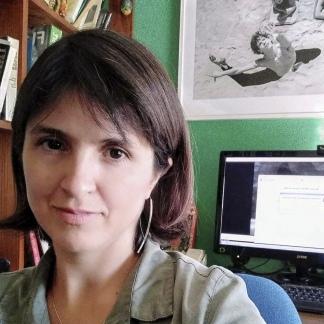 Lucía Chilibroste historiadora