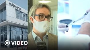 El laboratorio mAbxience espera tener listas las primeras dosis en el primer trimestre de 2021