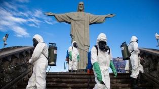 Brasil está ante indicios de un repunte del coronavirus sin haber superado aún la primera ola