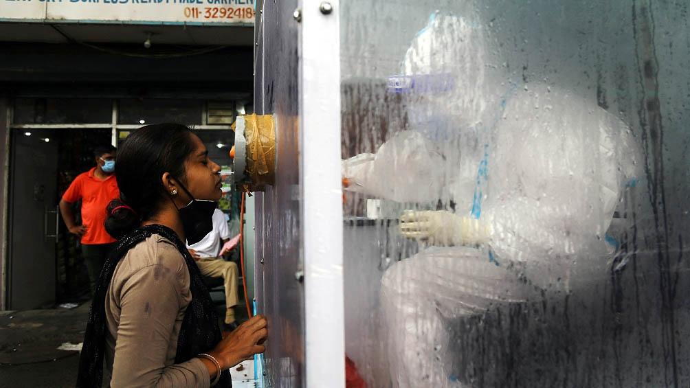 Con más de 75.000 nuevos casos, India registró un nuevo récord