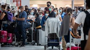 Ya es oficial la decisión de reducir la frecuencia de los vuelos que llegan del exterior