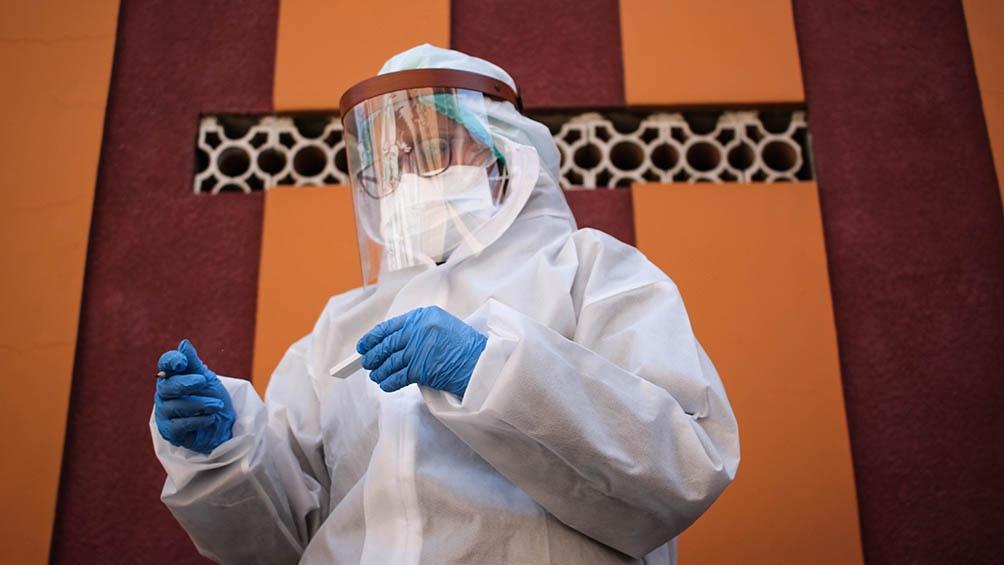 """Registraron un rebrote """"más agresivo"""" de coronavirus en Santa Cruz"""