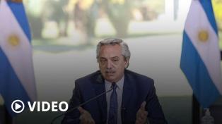 """Fernández: """"El ajuste está en dejar de pagar los intereses de la deuda que otros tomaron"""""""