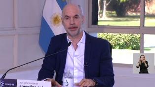 Rodríguez Larreta retoma su agenda de gestión y suma reuniones virtuales con vecinos