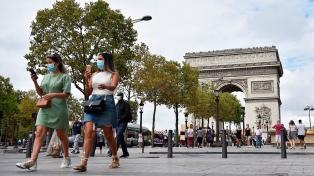 Francia y Bélgica flexibilizaron algunas normas sanitarias contra el coronavirus