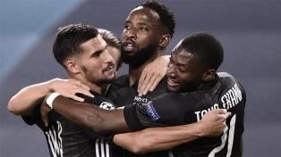 Manchester City, sin Agüero ni Otamendi, perdió con Lyon y quedó eliminado