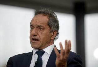 """Scioli: """"Se reconstruyó el diálogo con Brasil y juntos vamos a recuperarnos"""""""