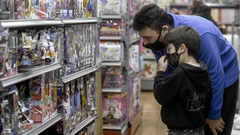 Las ventas minoristas crecieron un 40,8% en abril