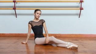 Una bailarina de 19 años es la primera argentina en graduarse en la Ópera de Roma