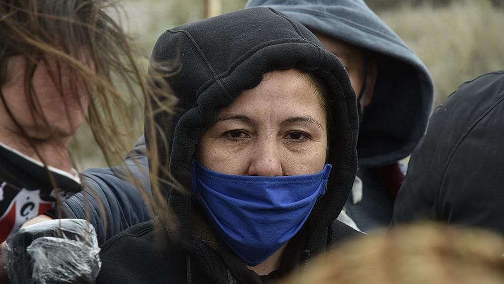 Cristina Castro, la madre de Facundo, se reunió este jueves con Axel Kicillof.