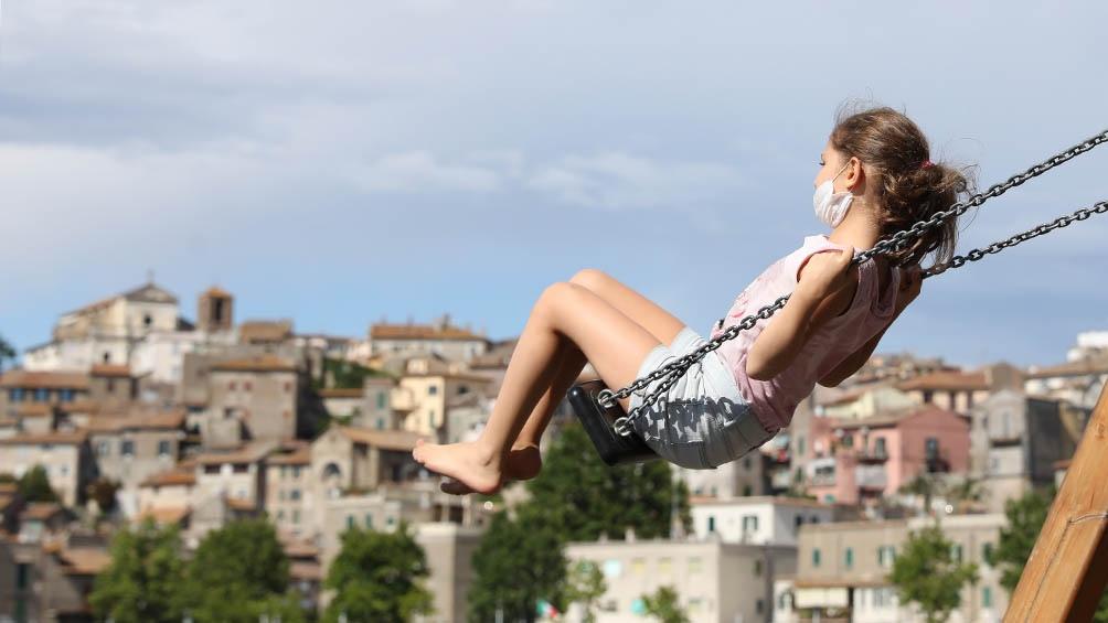 Italia informó 320 positivos a nivel nacional, una baja frente a los 479 del día anterior