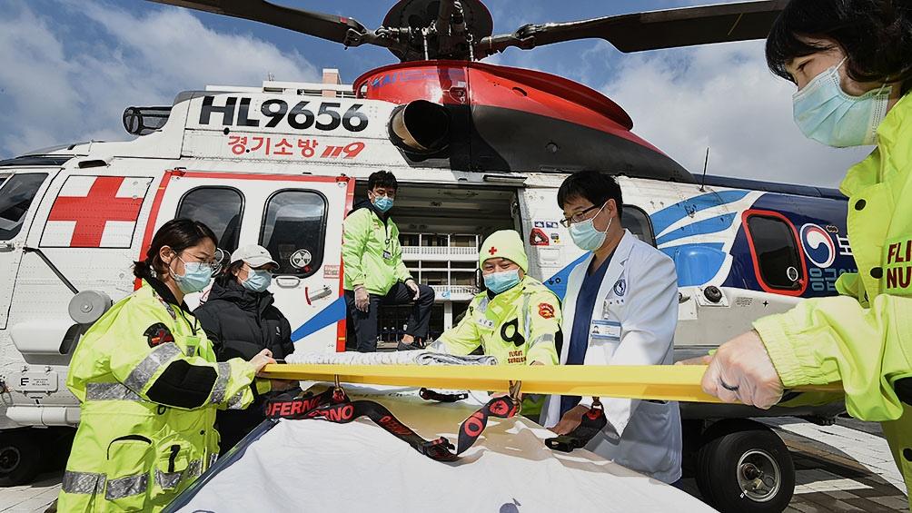 Seúl reportó 24.027 infecciones 420 muertes por coronavirus