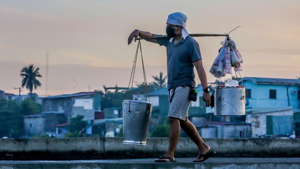 En Filipinas, la nueva ola de contagios lleva tres días consecutivos sumando más de 9.000 casos diarios