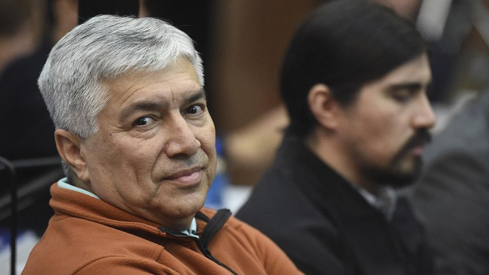 Báez fue excarcelado el 8 de julio pasado, pero cuando se concrete esta medida seguirá en prisión domiciliaria.