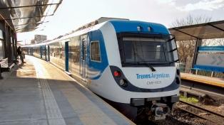 Comienzan las obras de renovación y recuperación en los ramales Sarmiento y Belgrano Sur
