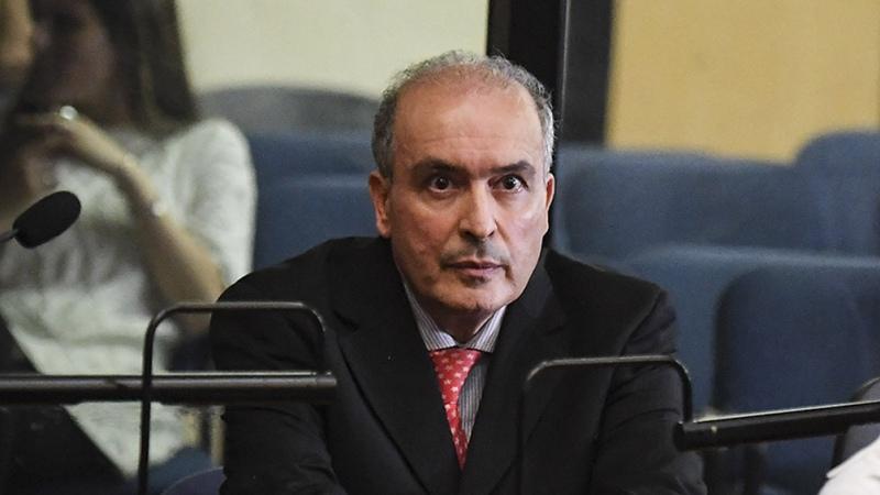 Conceden la libertad condicional a José López
