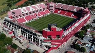 River será local en la cancha de Independiente por primera vez en su historia