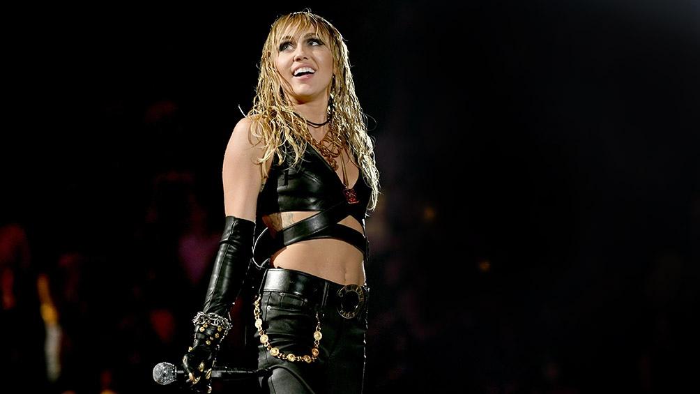 """""""No puedo esperar a volver al escenario y cantar las nuevas canciones en vivo"""", dijo la cantante estadounidense."""
