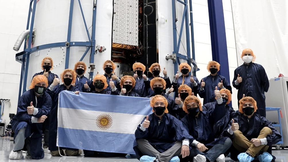 Será lanzado el 27 de agosto próximo a las 20.24 hora argentina desde Cabo Cañaveral, Estados Unidos.