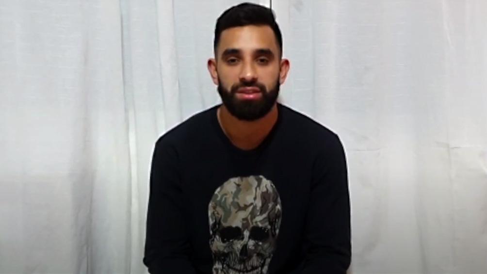 Herrera se sumó al plantel de San Lorenzo tras superar el coronavirus