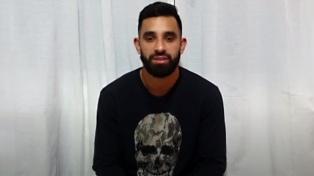 Jonathan Herrera dio positivo de coronavirus en San Lorenzo